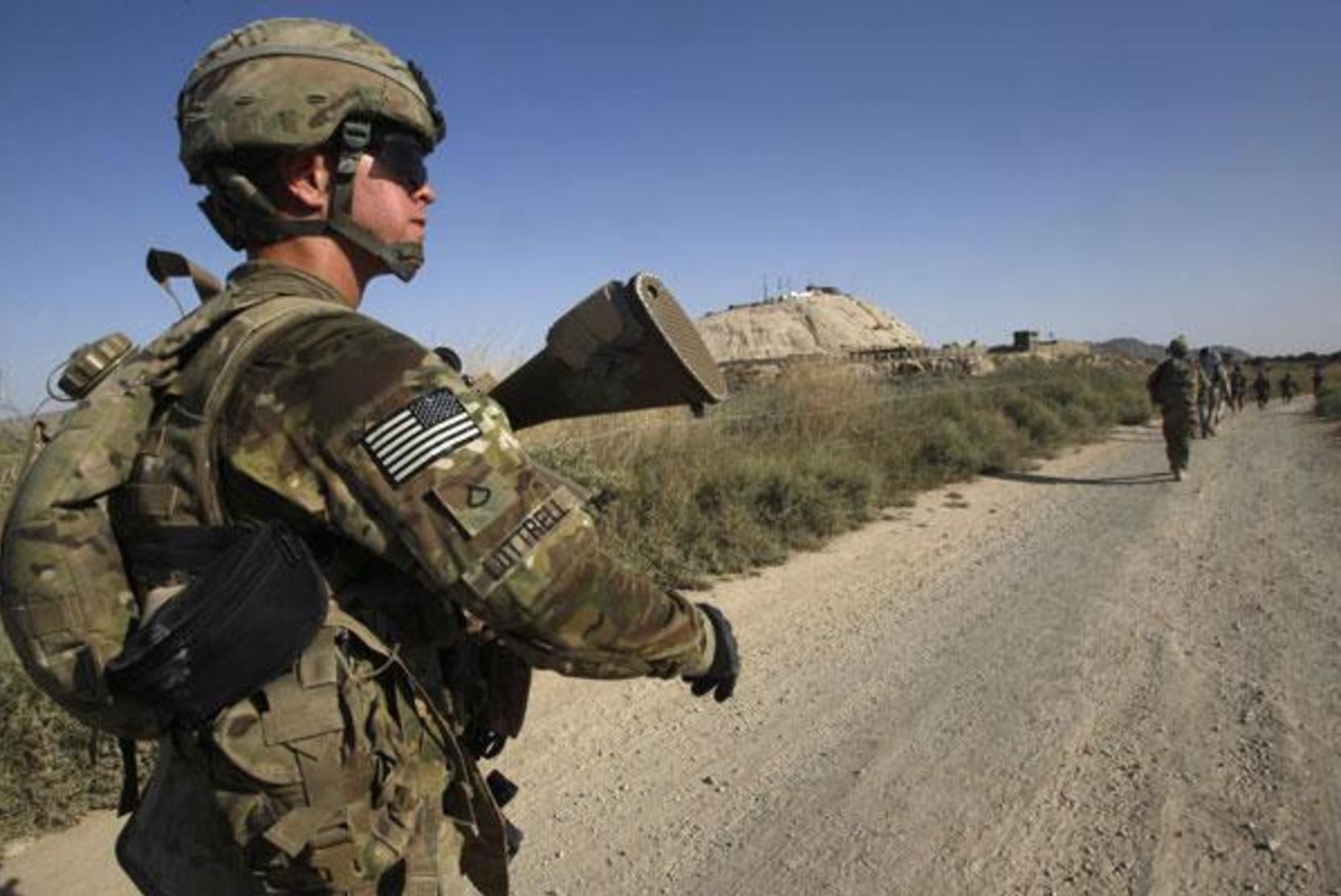 НАТО начала выводить войска из Афганистана