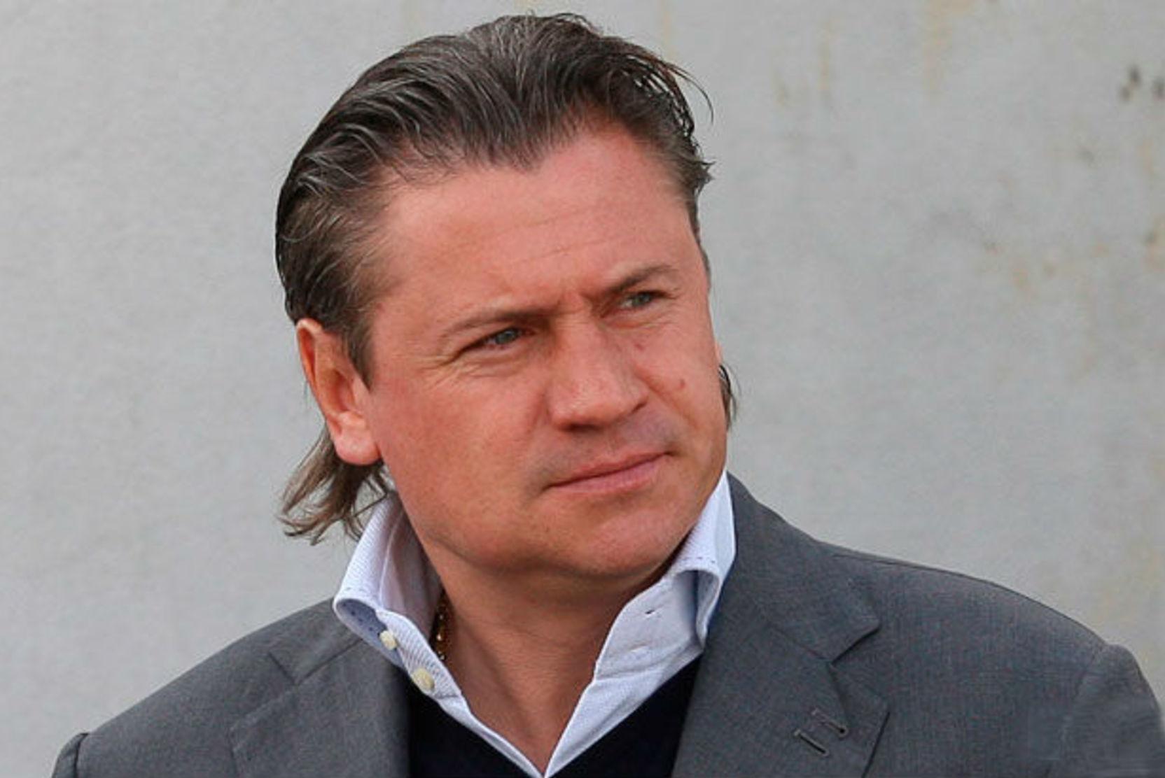 Канчельскис обвинил Черчесова в поборах с игроков