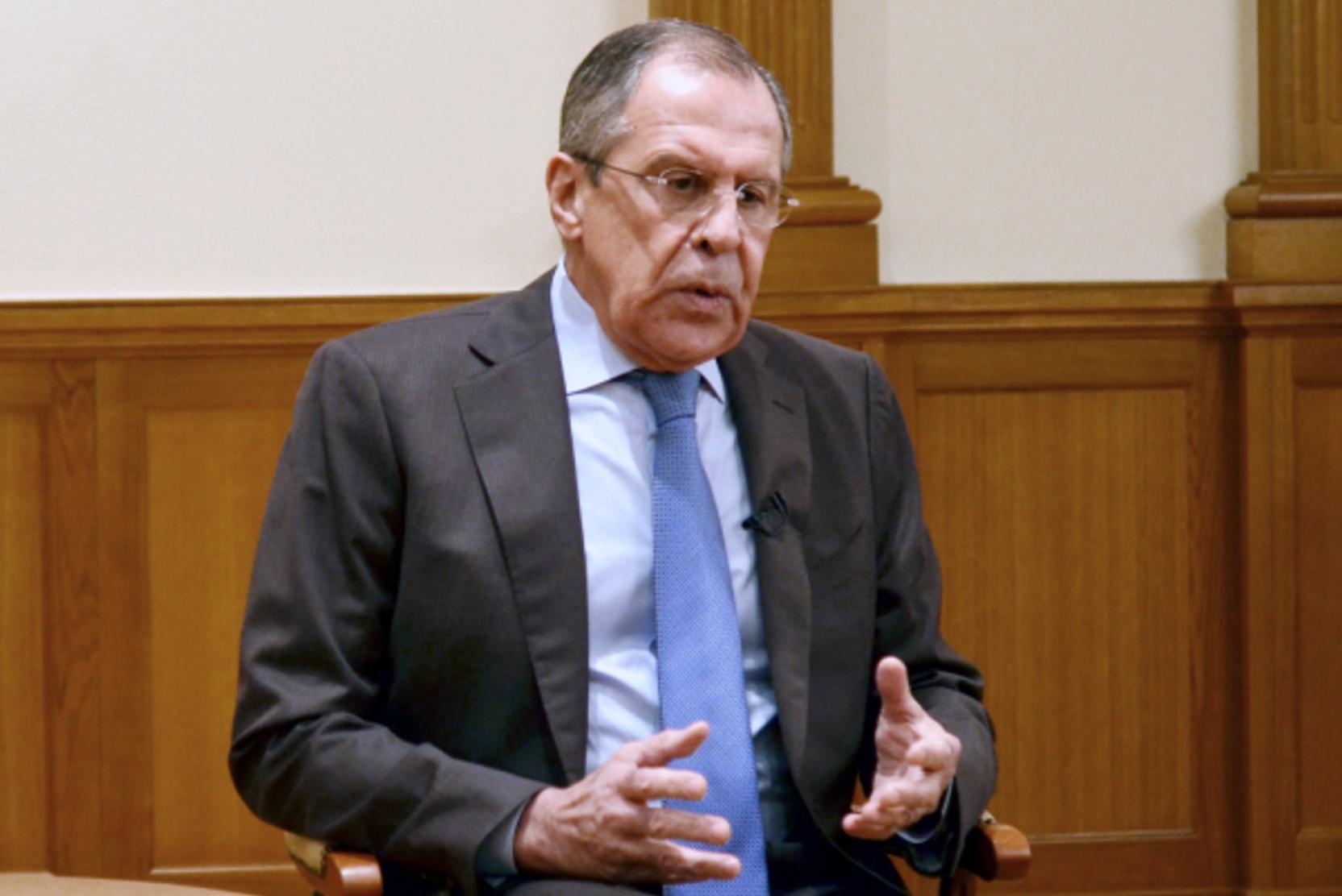 Лавров заявил, что Запад пытается повлиять на выборы в России