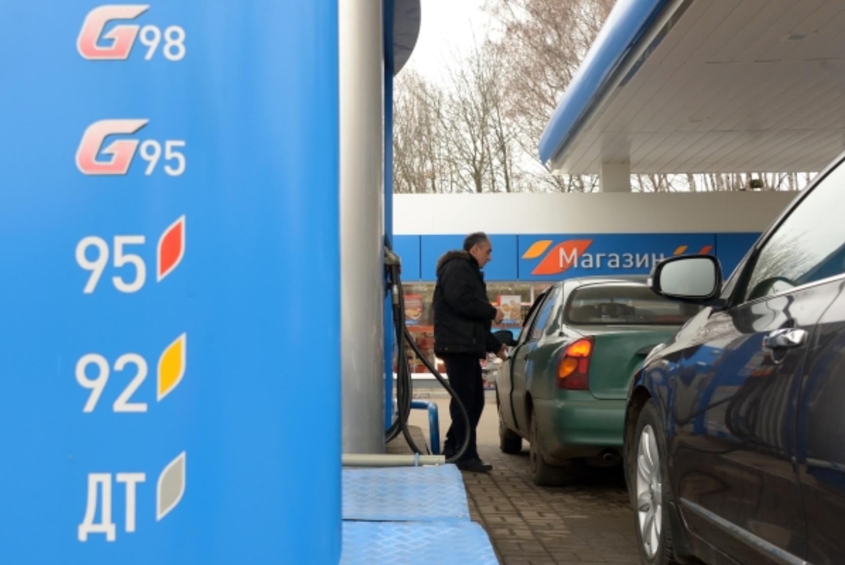 Минэнерго проверит целесообразность временного запрета на экспорт бензина