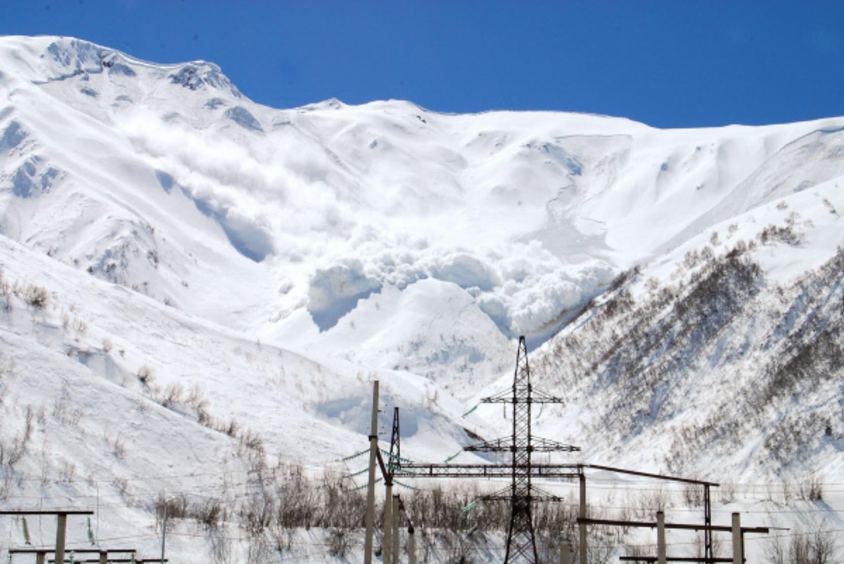 Дорога в Дагестане разблокирована после схода снежной лавины