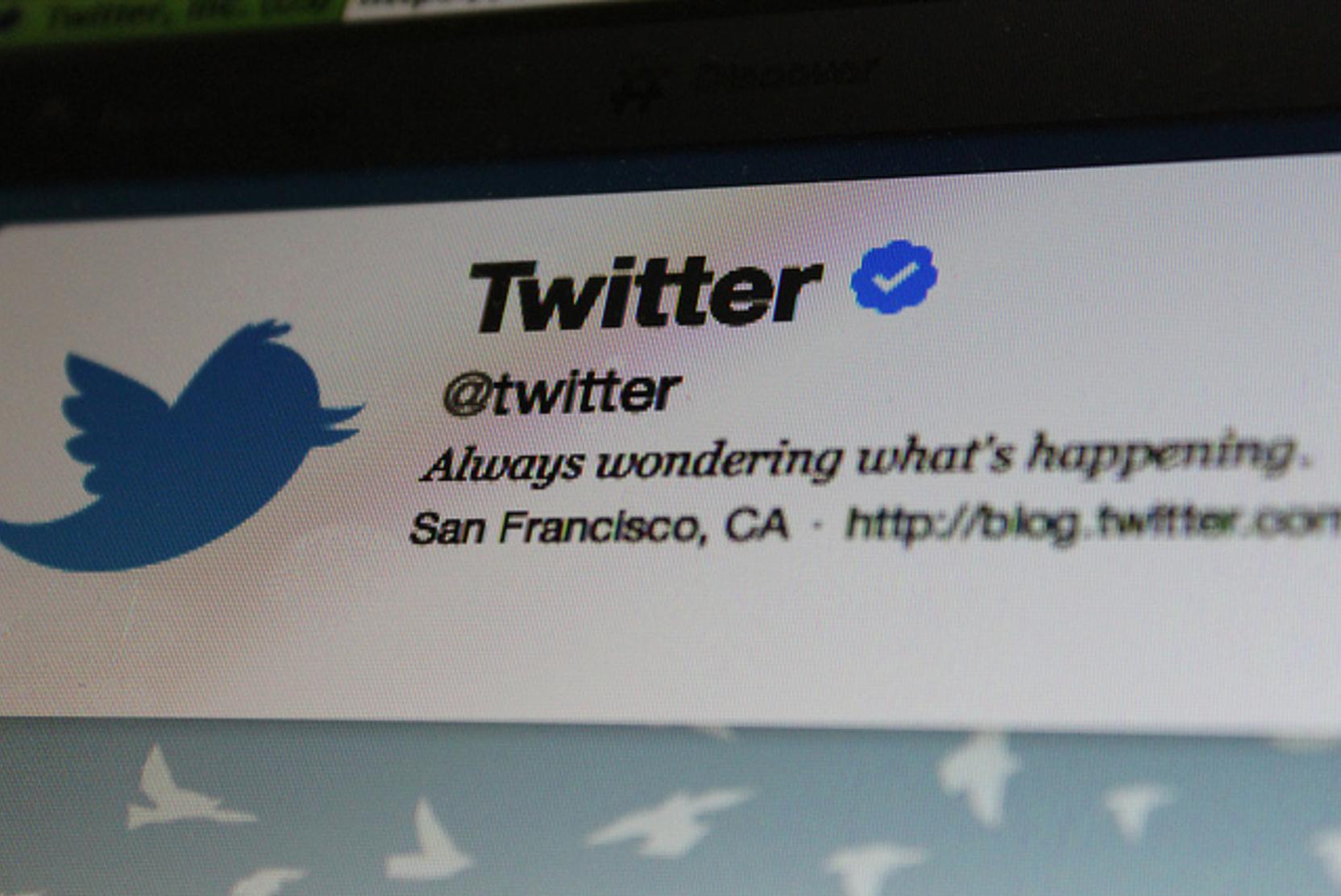 Twitter заблокировал 100 связанных с Россией аккаунтов