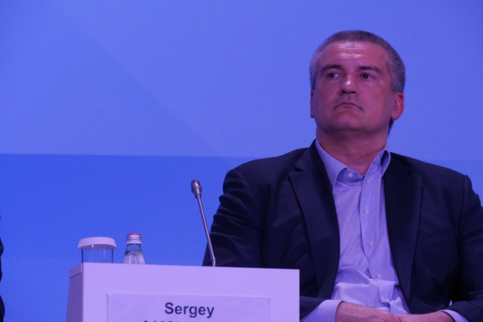 Глава Крыма Аксенов опроверг сообщения об отставке
