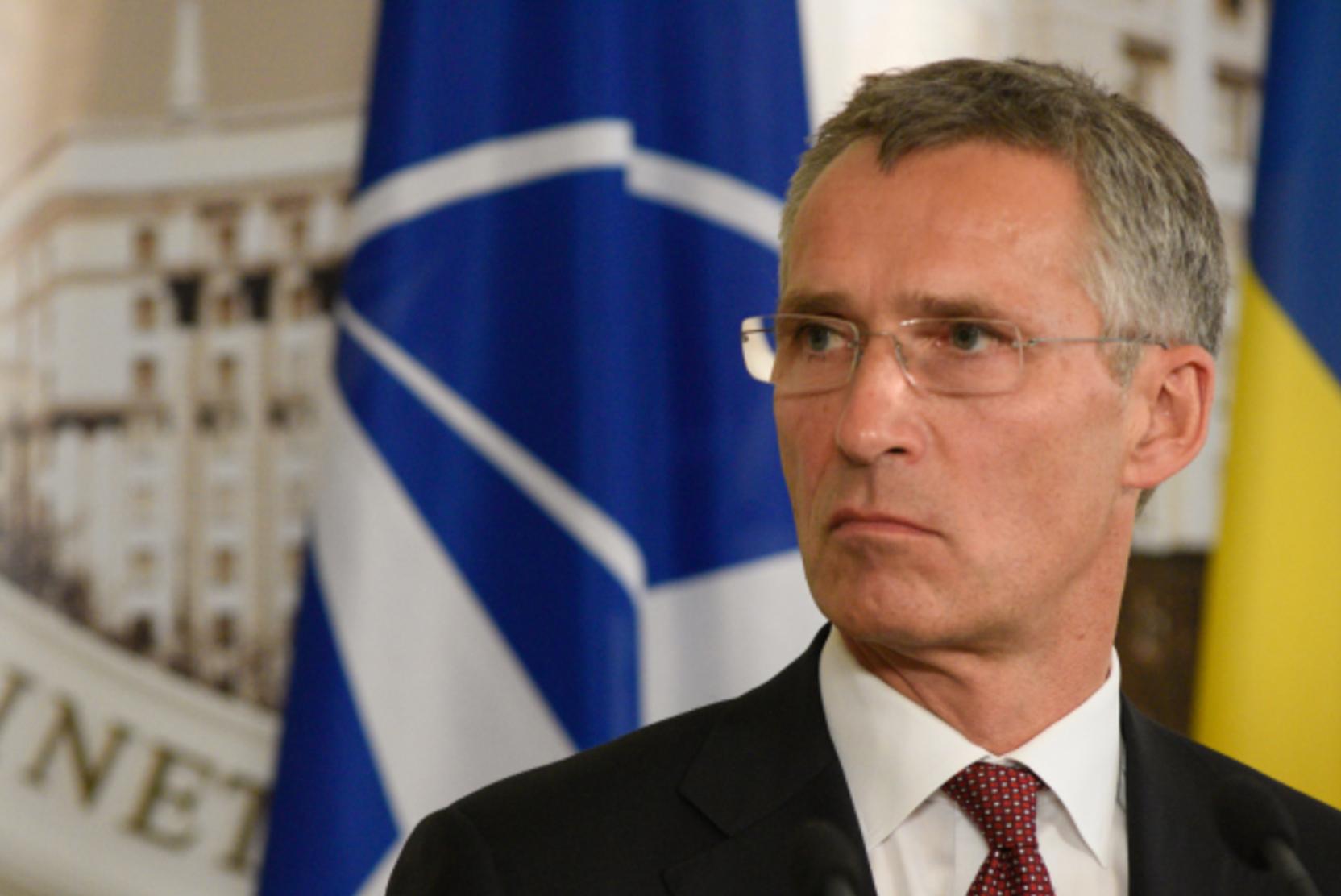 Столтенберг: ЕС и НАТО не смогут в одиночку справиться с вызовами от РФ