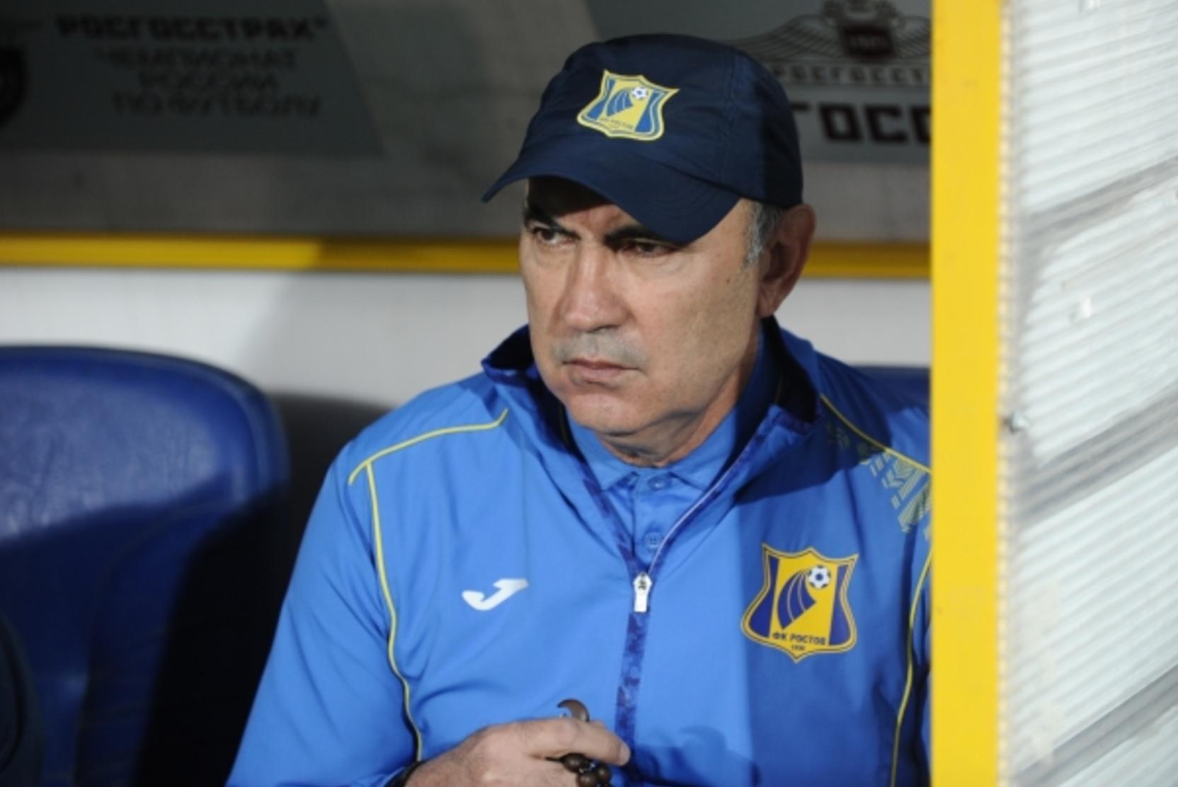 СМИ: Бердыев может стать новым главным тренером сборной России по футболу