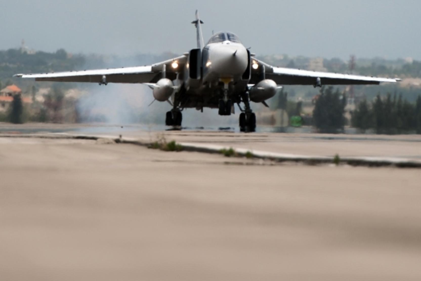 Боевики атаковали российскую базу Хмеймим в Сирии
