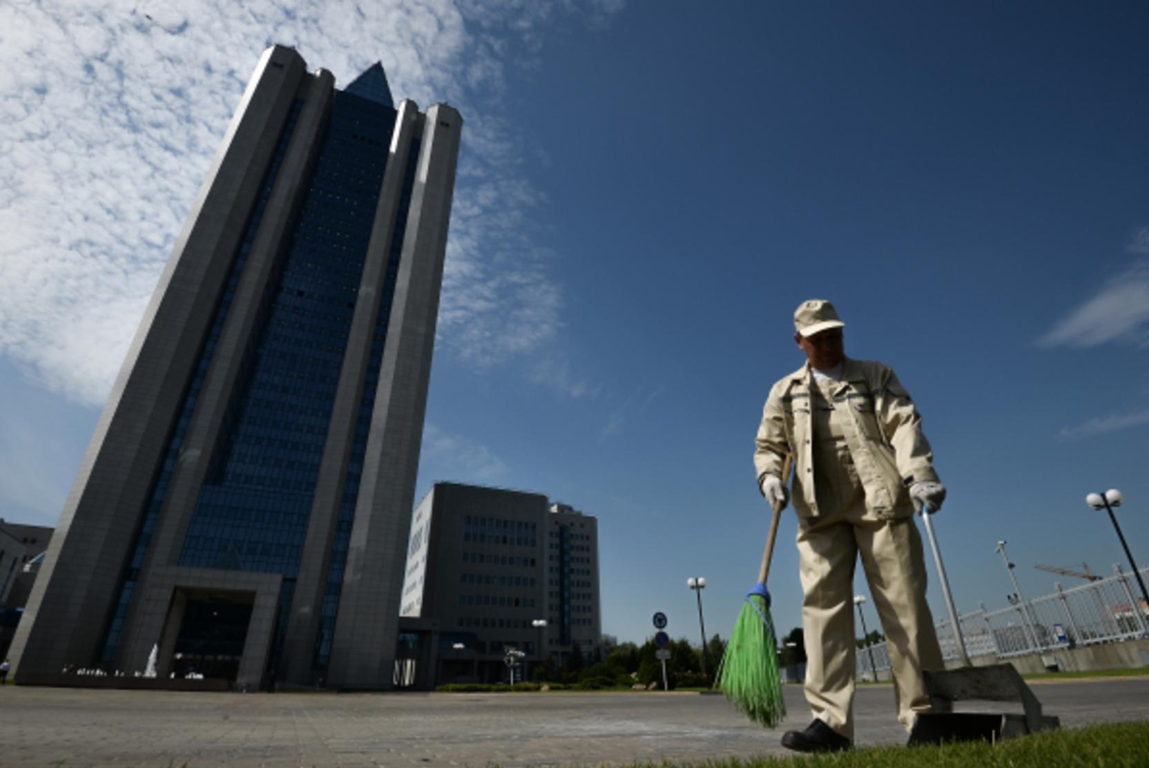 Газпром в 2020 году получил 707 млрд рублей убытка