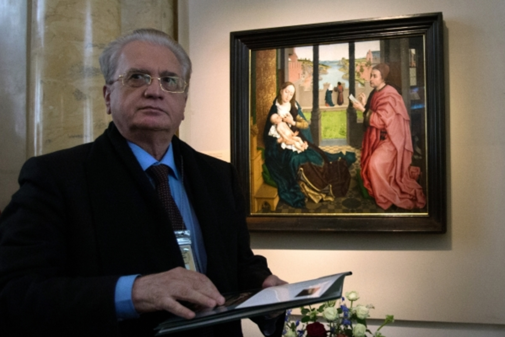 Жириновский назвал маразмом жалобы на голые музейные скульптуры