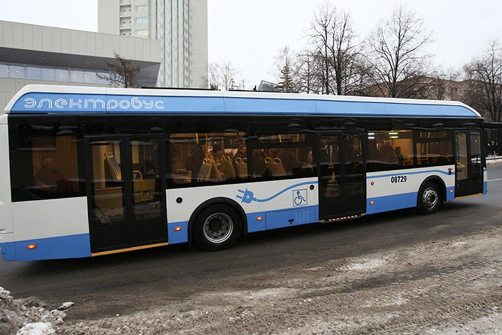 Более 3 млрд рублей выделят регионам РФ на обновление городского транспорта