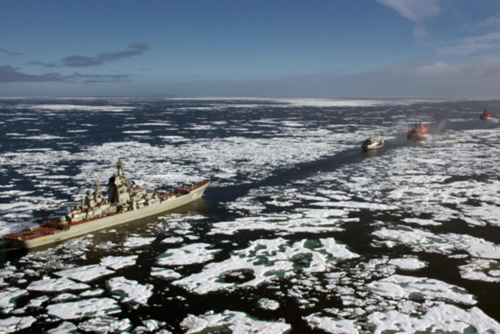CNN узнал подробности наращивания военного присутствия России в Арктике