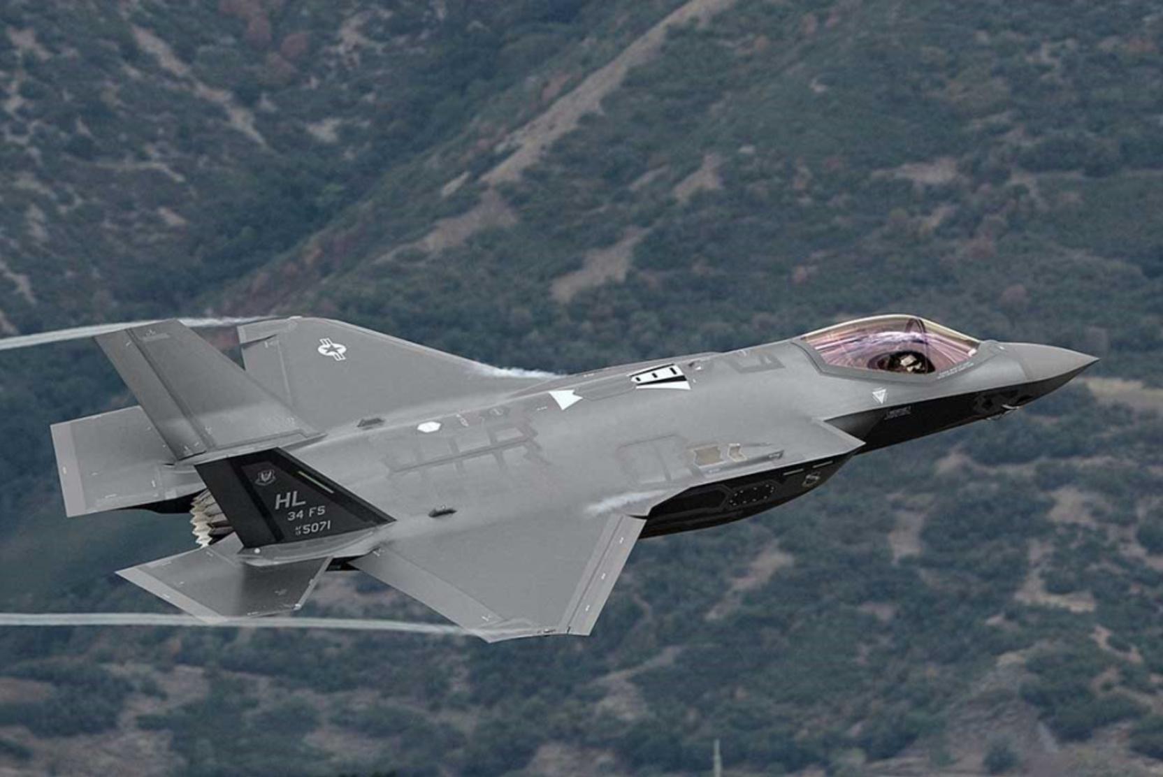 США исключили Турцию из программы по созданию истребителей F-35