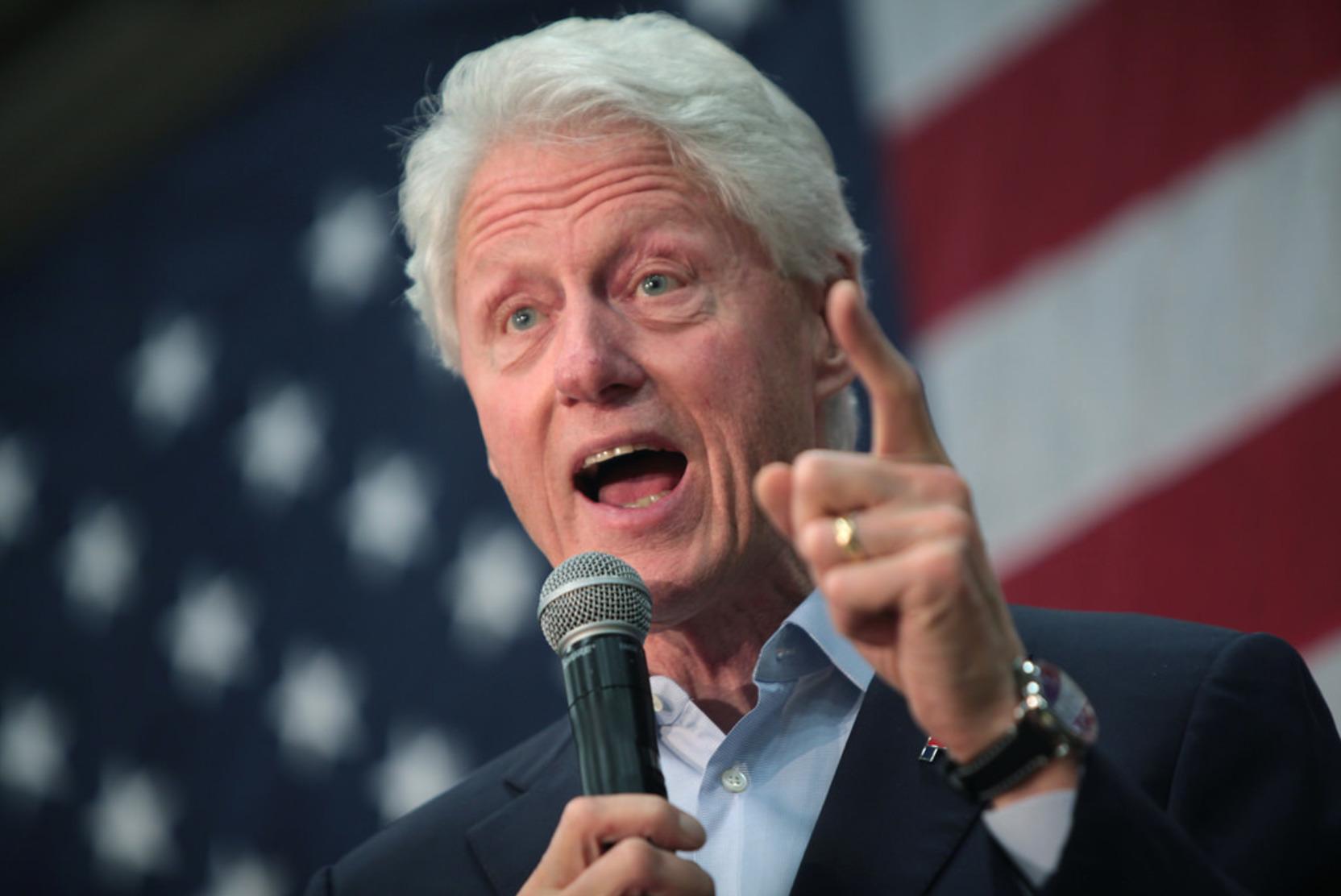 Билл Клинтон госпитализирован с заражением крови