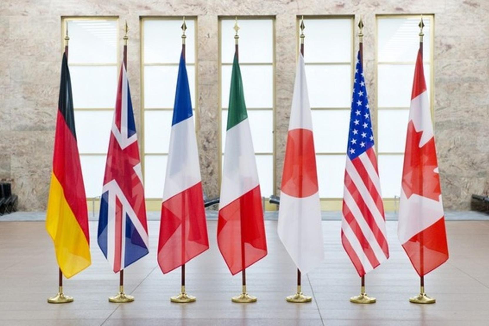 СМИ: Глава МИД Японии призвал G7 к совместному подходу в отношении России