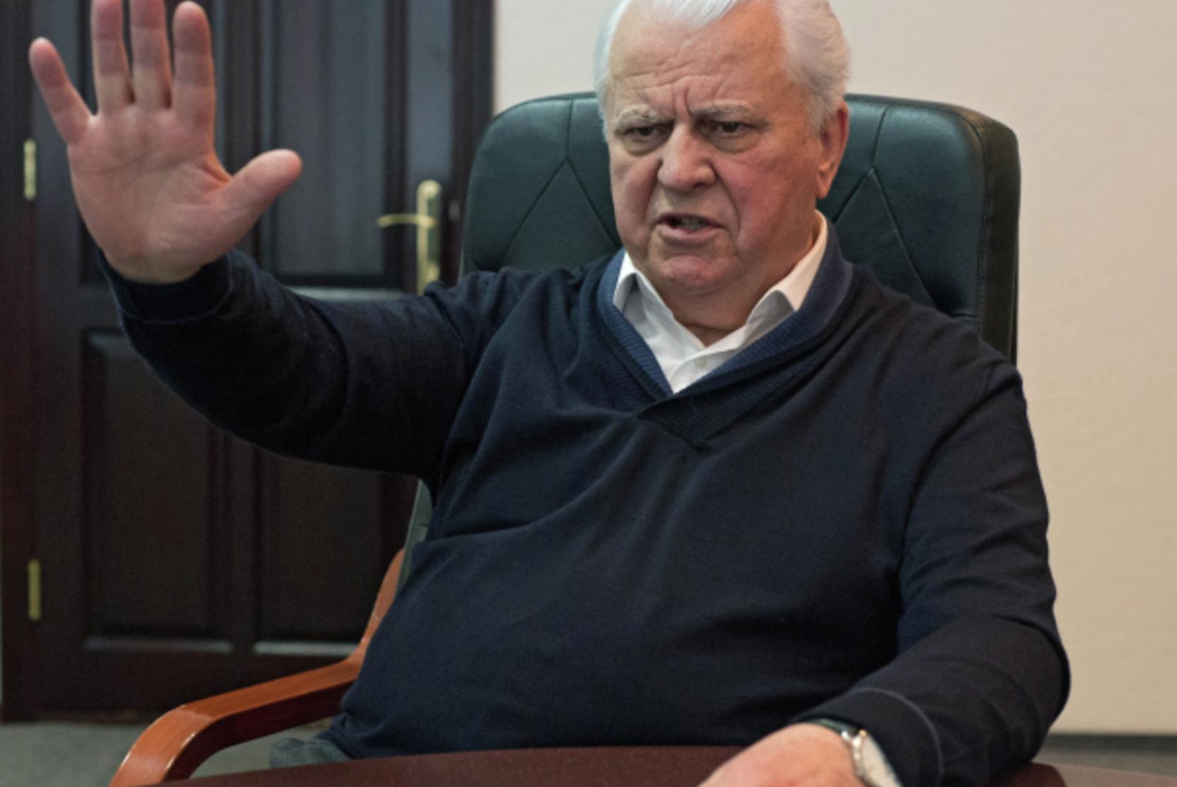 Выдается желаемое за действительное: Кравчук ответил на идею Суркова силой вернуть Украину