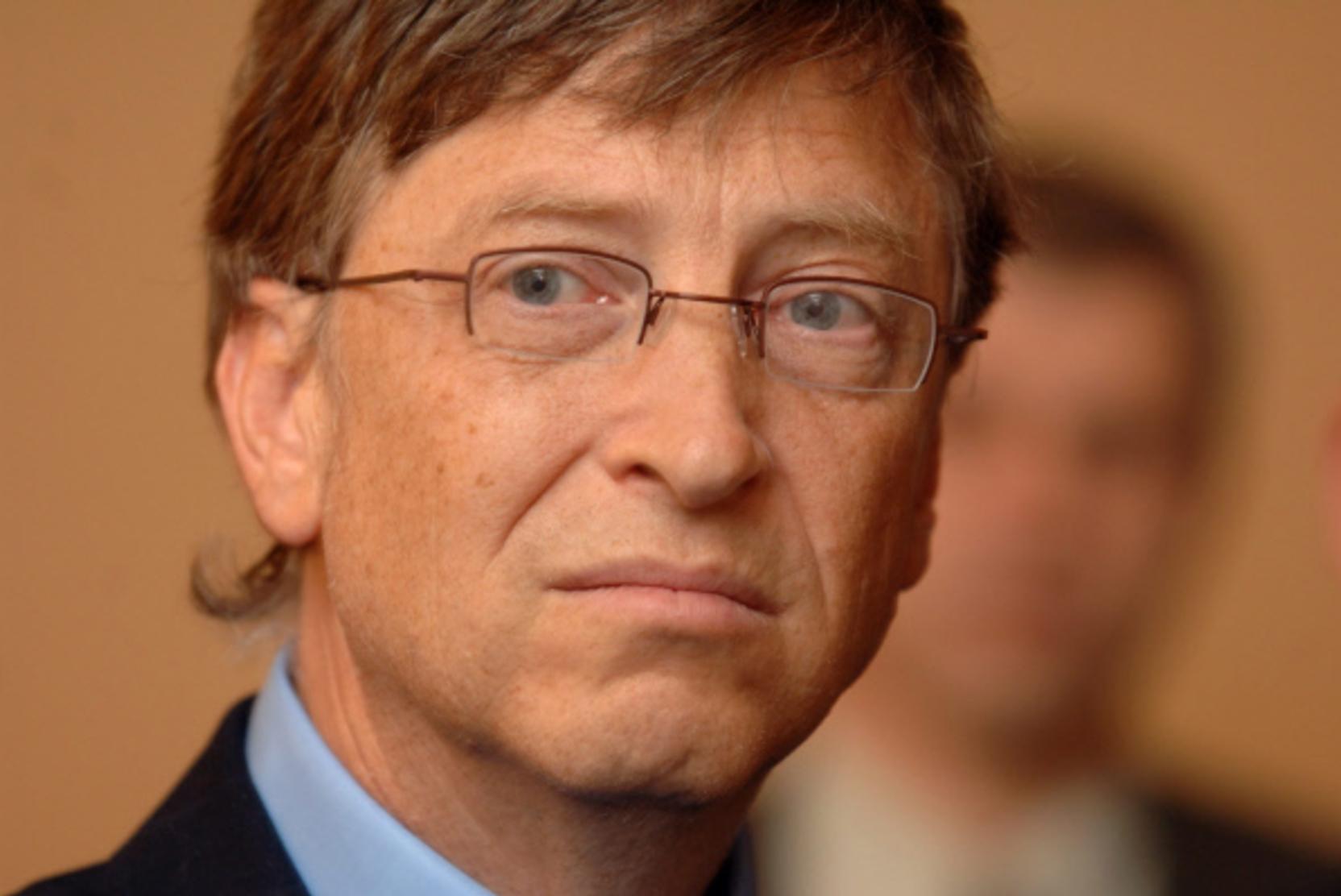После развода с Гейтсом бывшая супруга получила 3 млрд долларов