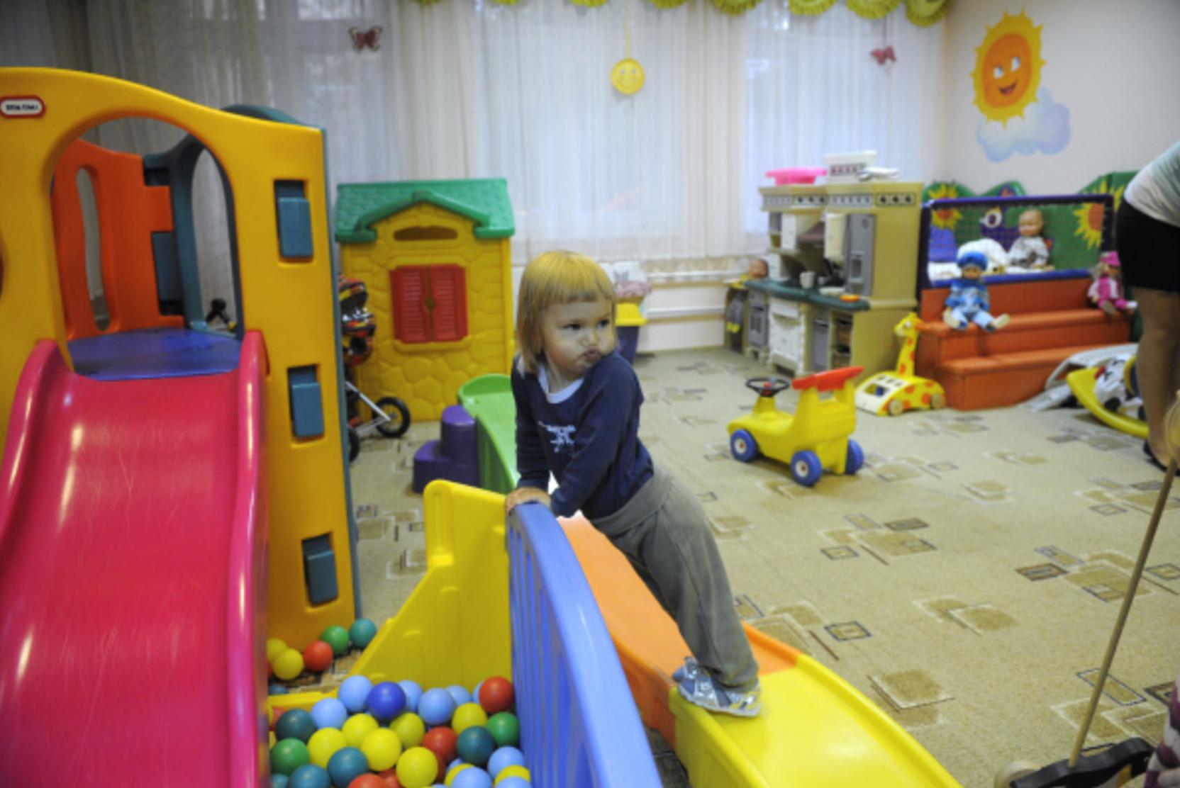 Собянин оценил итоги строительства уникального детского сада в Новой Москве