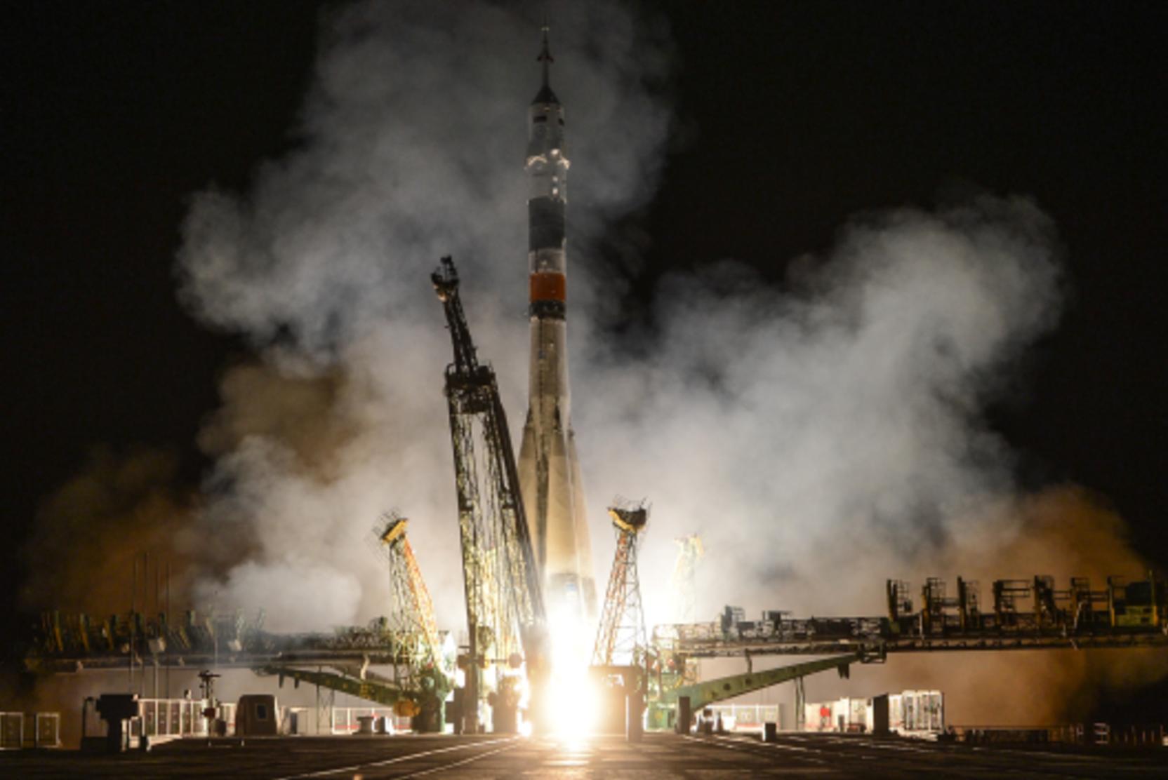 Союз вывел на орбиту спутники OneWeb