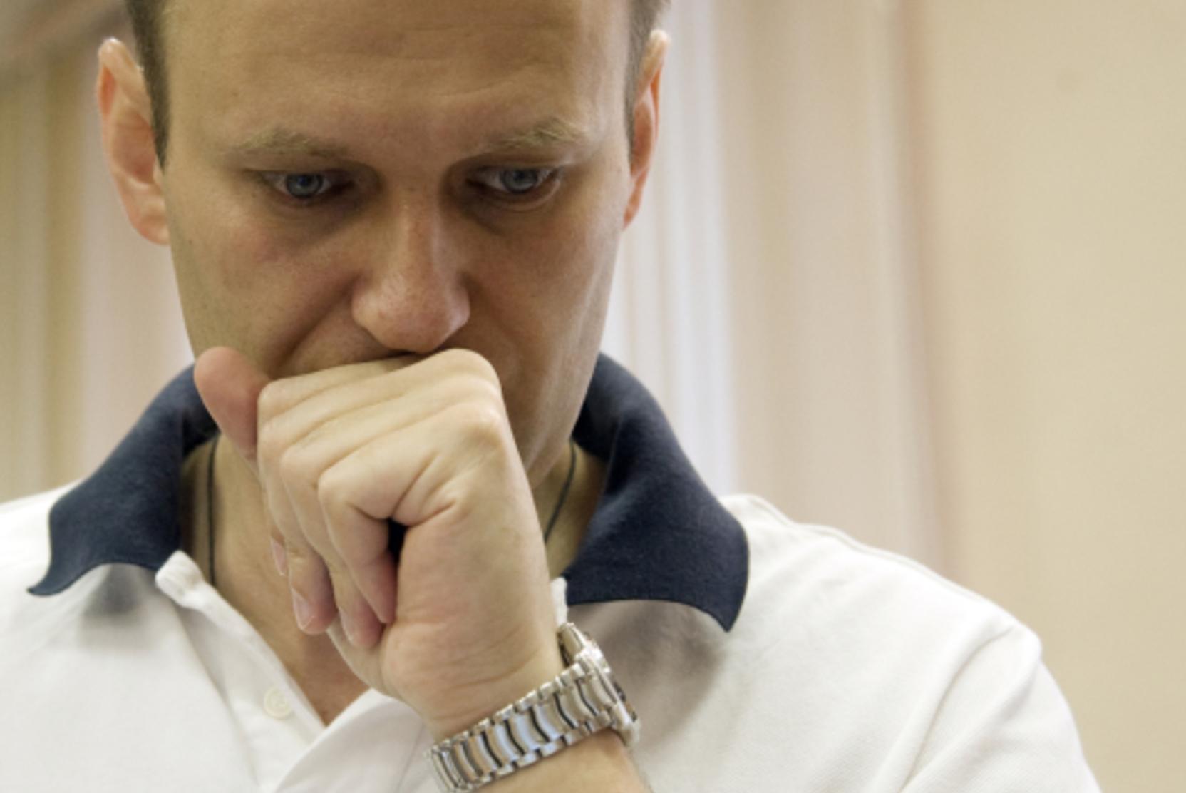 Адвокат: У Навального выявили проблемы с позвоночником
