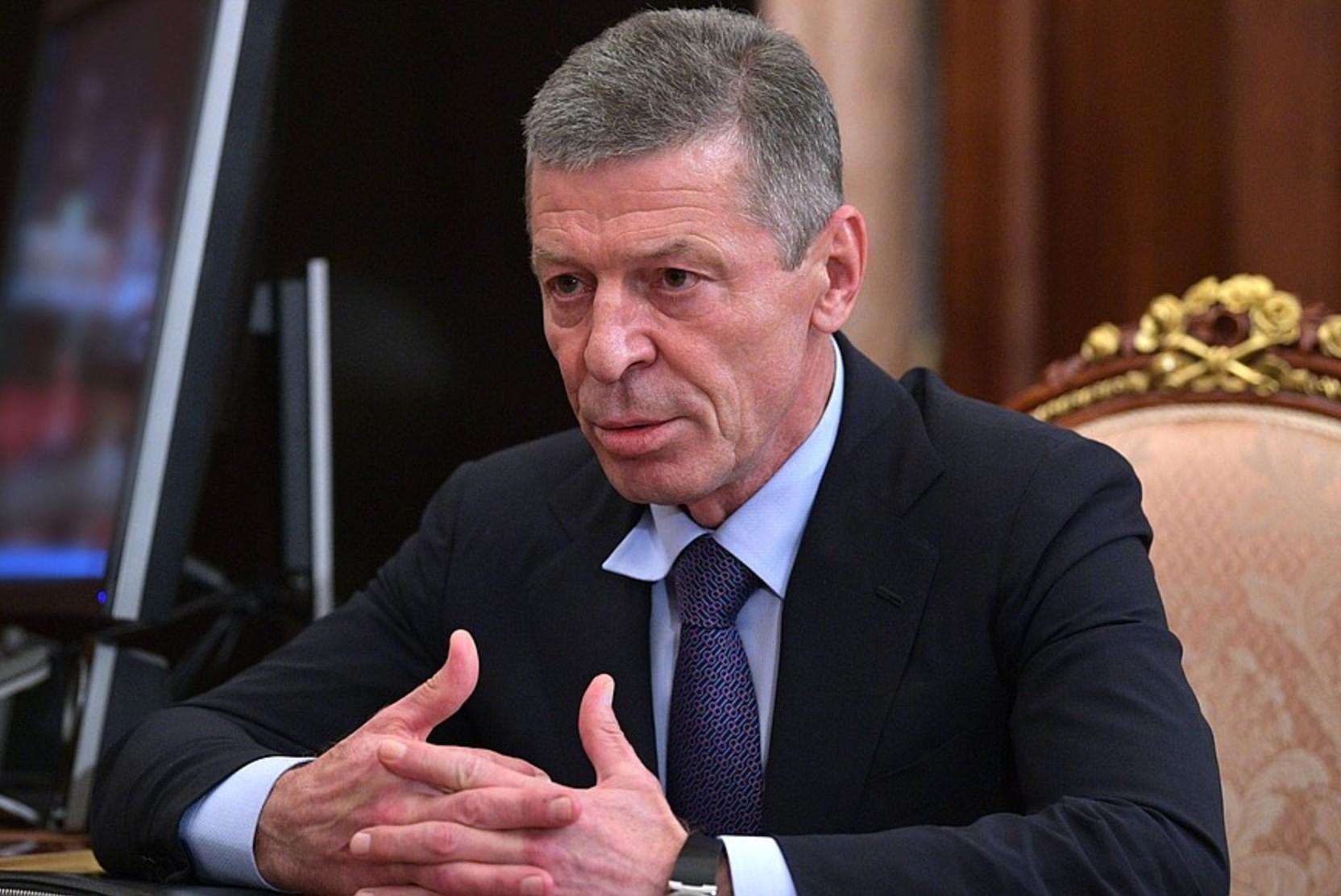 Козак сравнил Киев на переговорах по Донбассу с петляющим зайцем