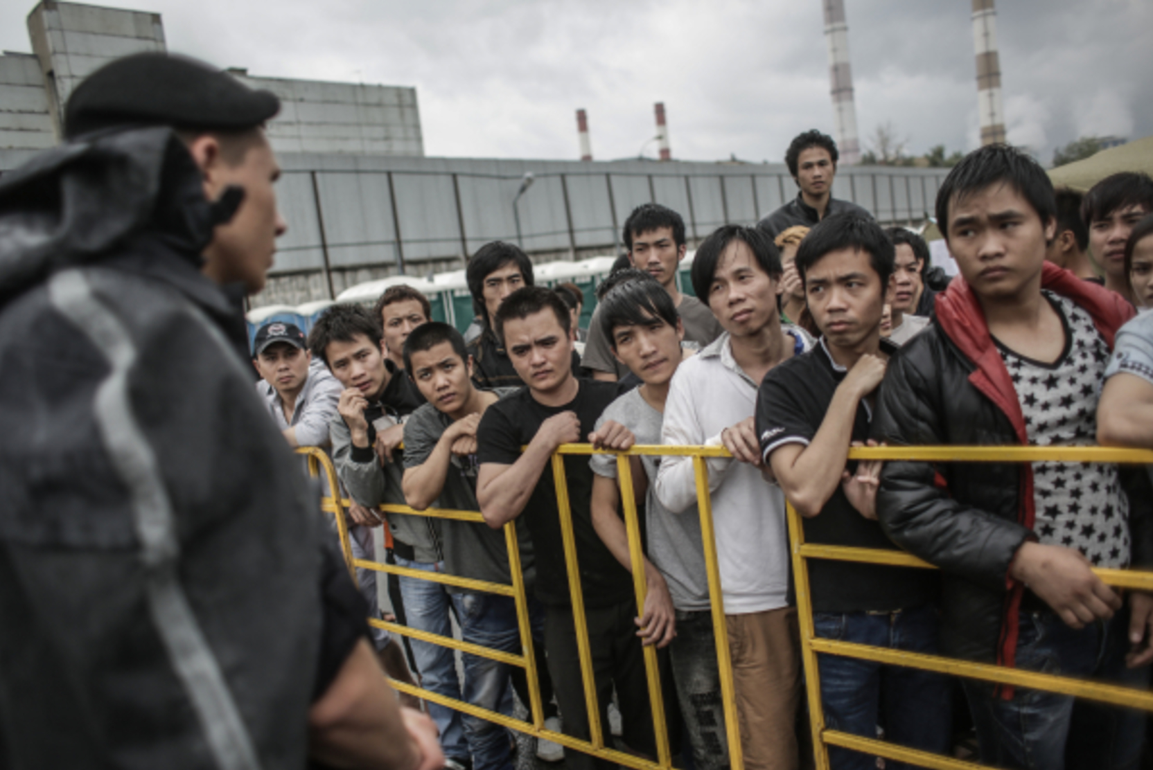 В Швеции обвинили Россию в кризисной ситуации с мигрантами у границ ЕС