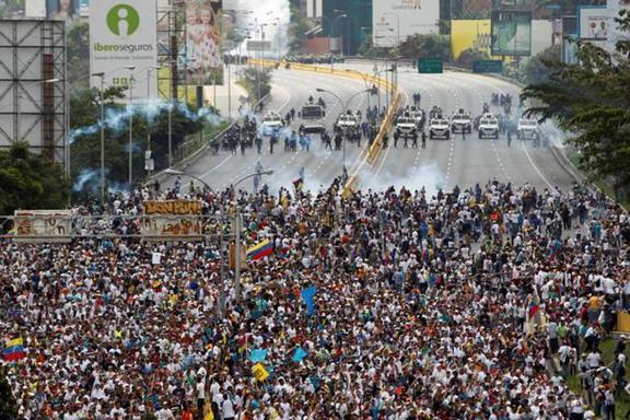 В МИД России рассказали, почему военный сценарий в Венесуэле приведет к катастрофе