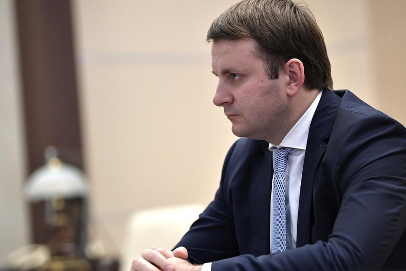 Министр Орешкин отправляется в автопутешествие из Москвы в Тольятти