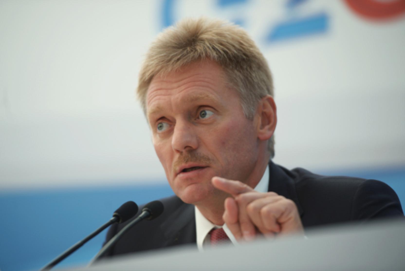 Песков заявил, что в интернете необходимо регулировать всё и вся