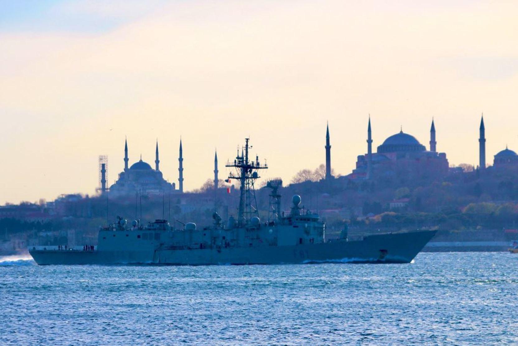 СМИ: США отменили отправку своих кораблей в Черное море
