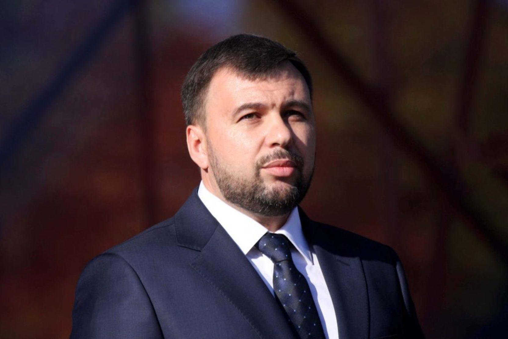 Глава ДНР исключил возвращение Донбасса и Крыма в состав Украины