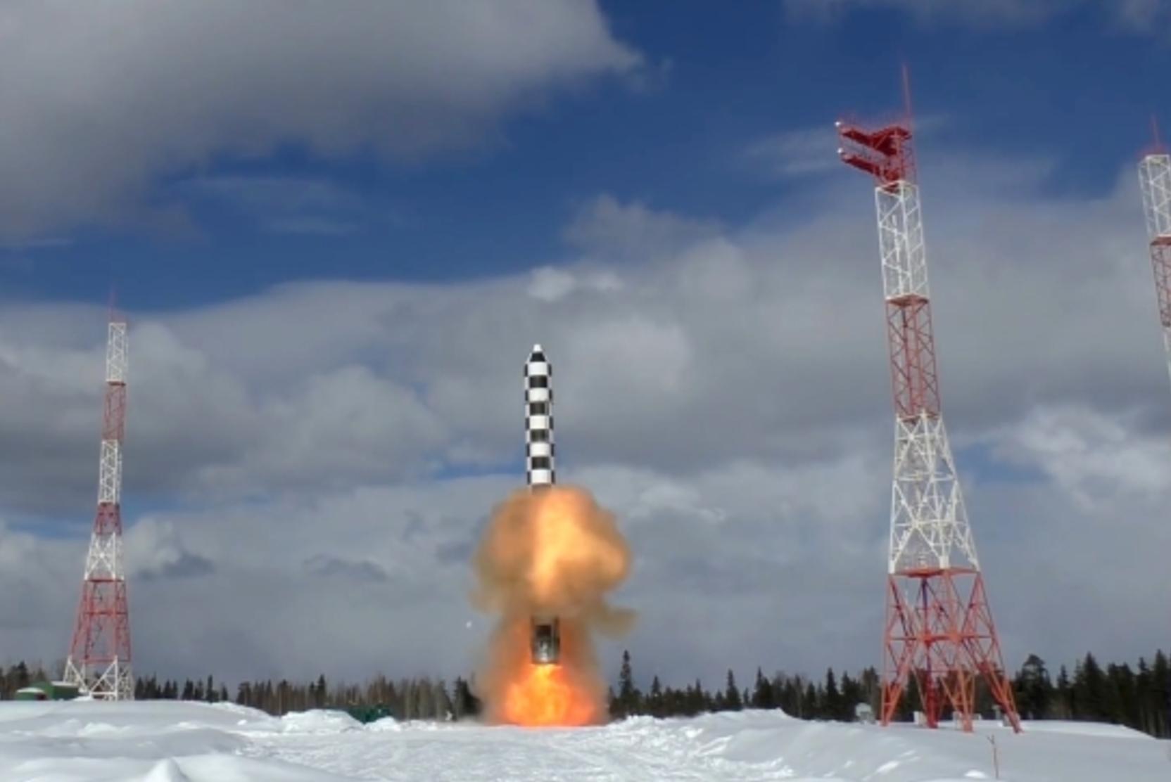 На Украине испугались новых российских ракет