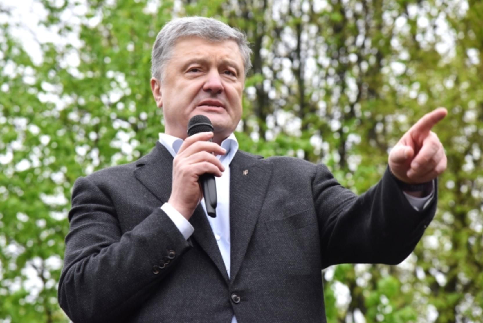 Порошенко: Россия захватила Азовское море
