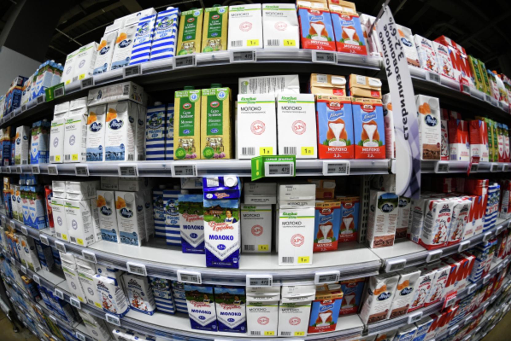 Цены к потолку. Молоко подорожает к осени минимум на 7%