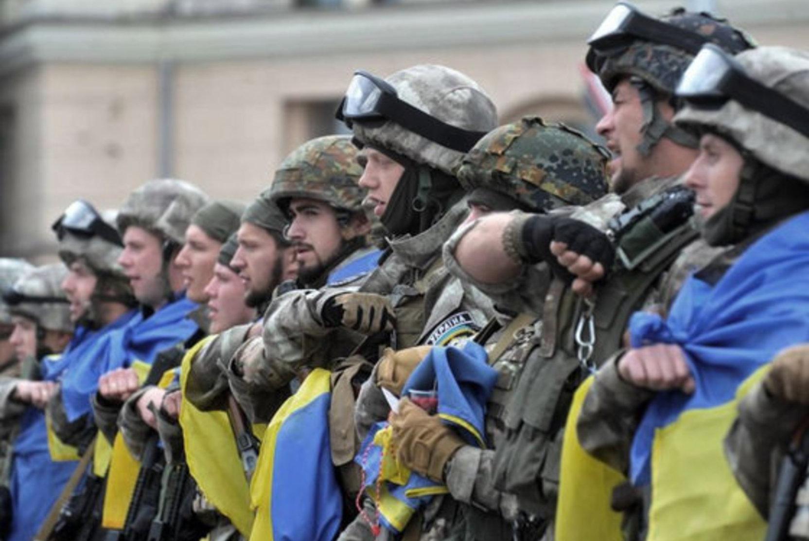 Украинский генерал заявил о возвращении армии в страшные 90-е