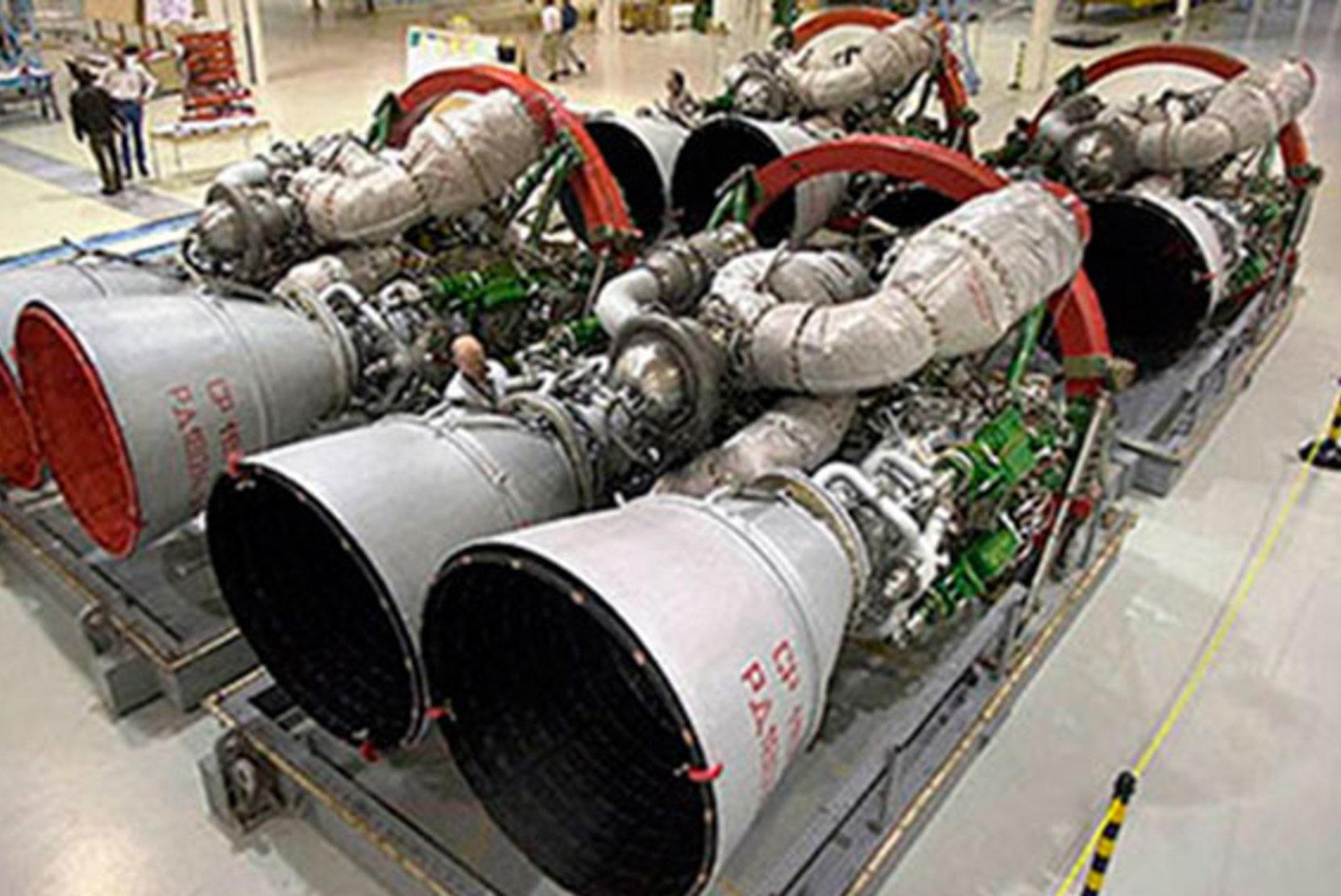 Последняя партия двигателей РД-180 отправится в США