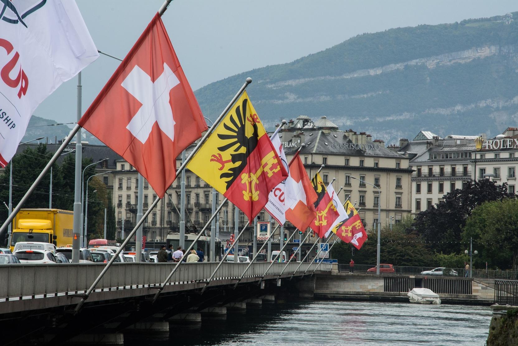 Президент Швейцарии заявил, что страна очень ждет саммита Путина и Байдена
