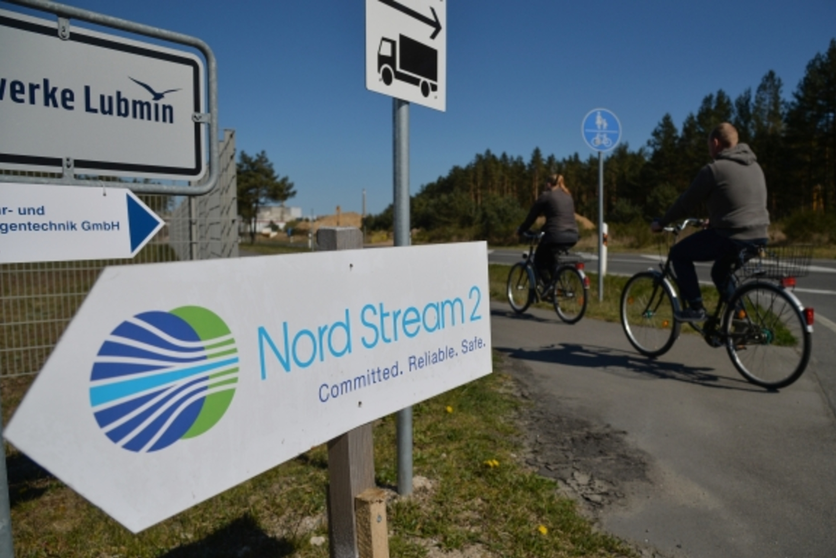 В Бундестаге назвали нереалистичным срыв строительства Северного потока-2 из-за иска NABU