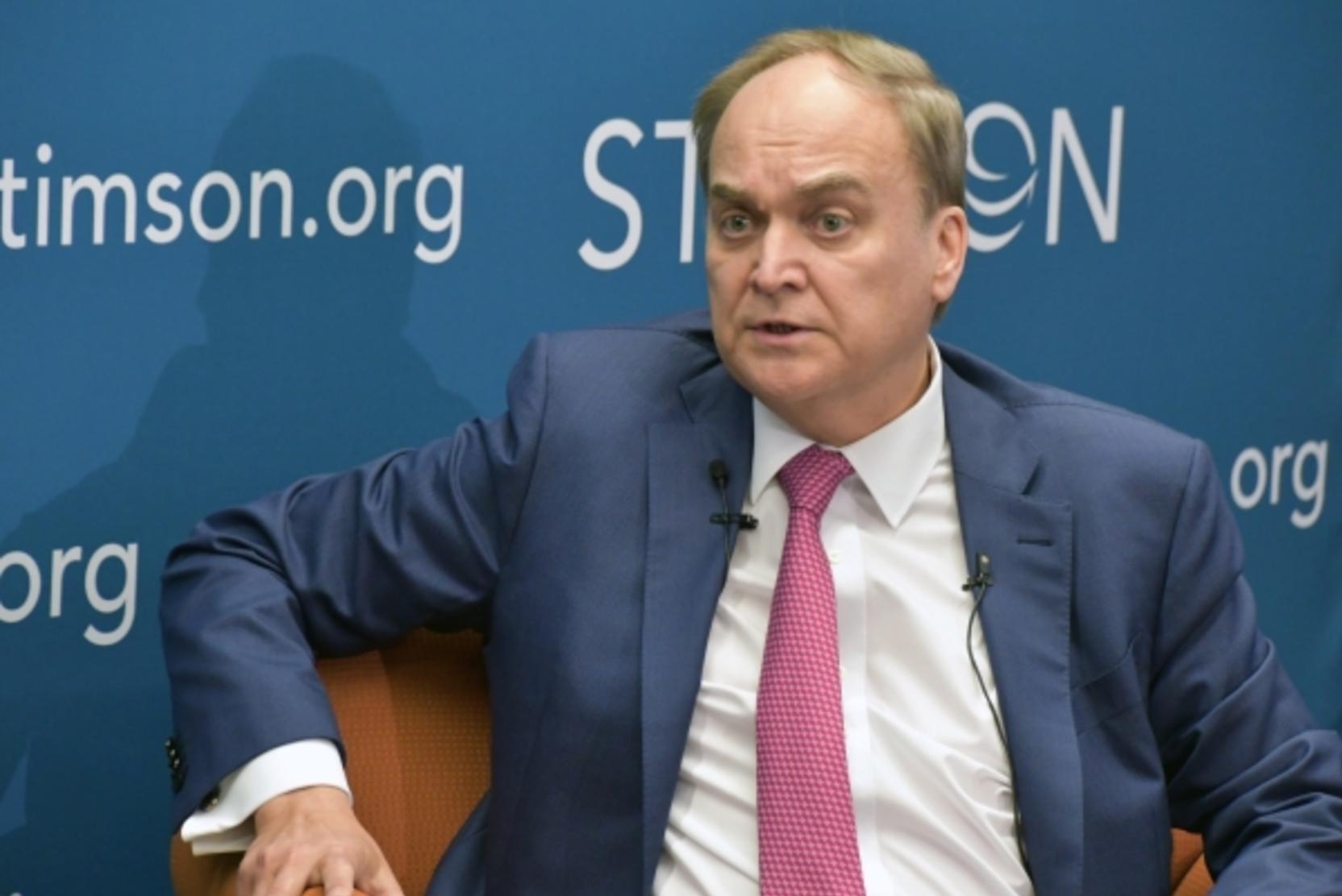 В МИД России назвали сроки возвращения посла РФ в Вашингтон