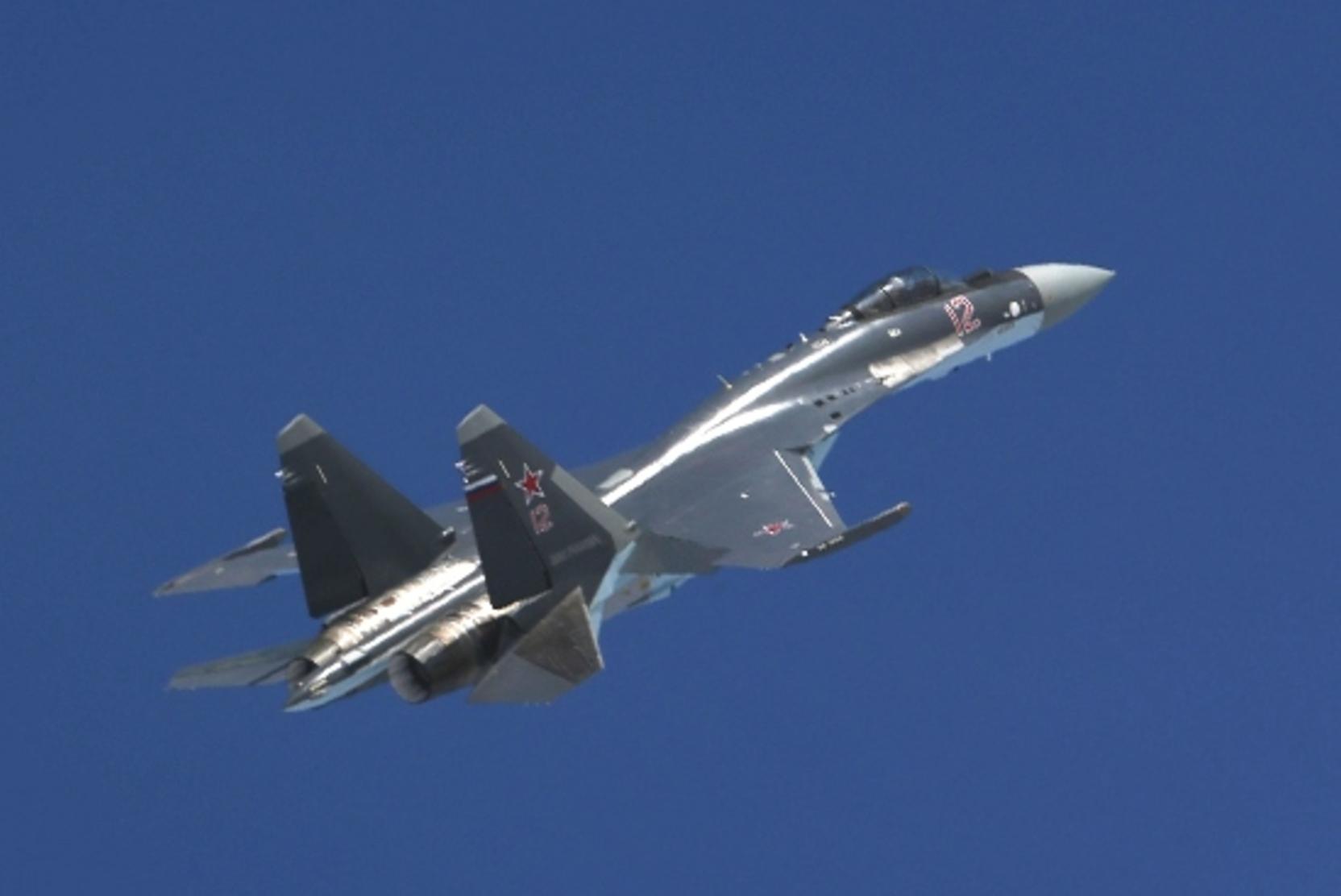 Defence Blog восхитился красотой российского Су-35