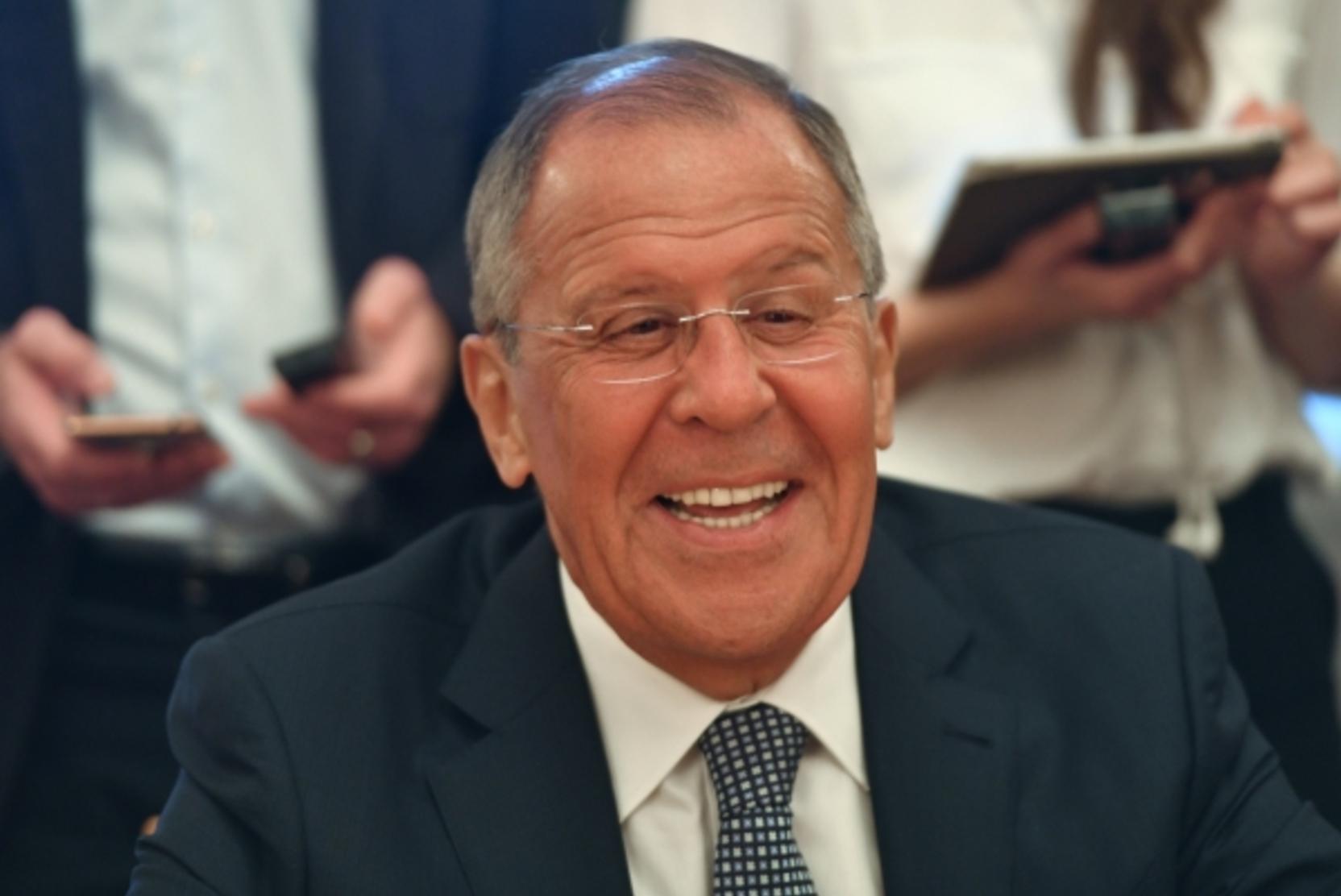 Лавров сравнил США и Прибалтику с дворовыми хулиганами