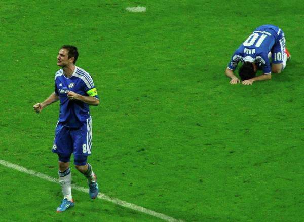 Зенит проиграл Челси в матче Лиги чемпионов УЕФА