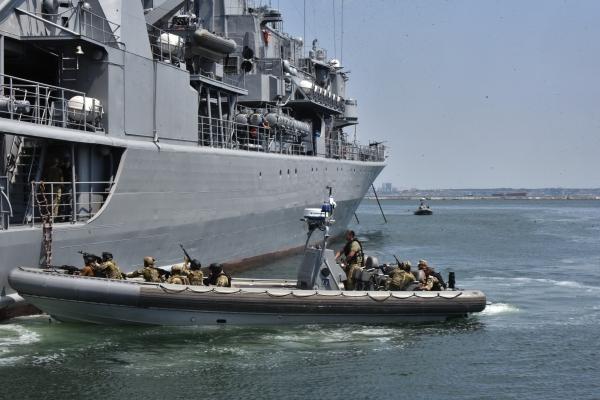 США назвали эскалацией российские ограничения на проход судов в Черном море