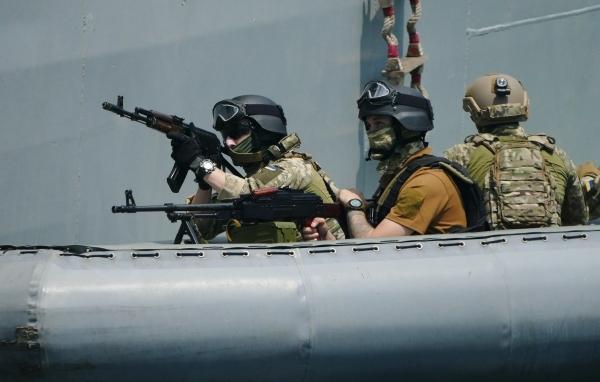 В Эстонии начались масштабные учения Spring Storm с участием военных НАТО