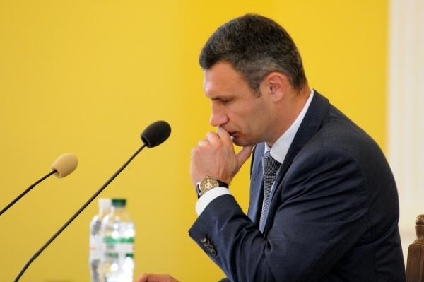 Мэр Киева объявил об ужесточении ограничений по коронавирусу