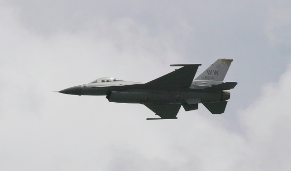 Российские ПВО отразили атаку израильских F-16 в Сирии