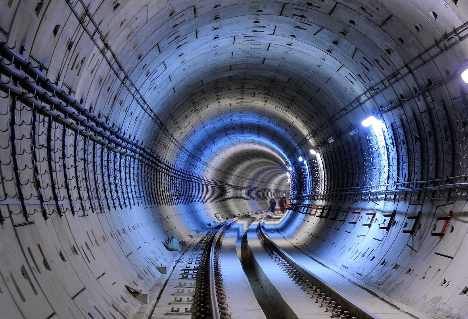 Заммэра высоко оценил темпы строительства Троицкой линии метро