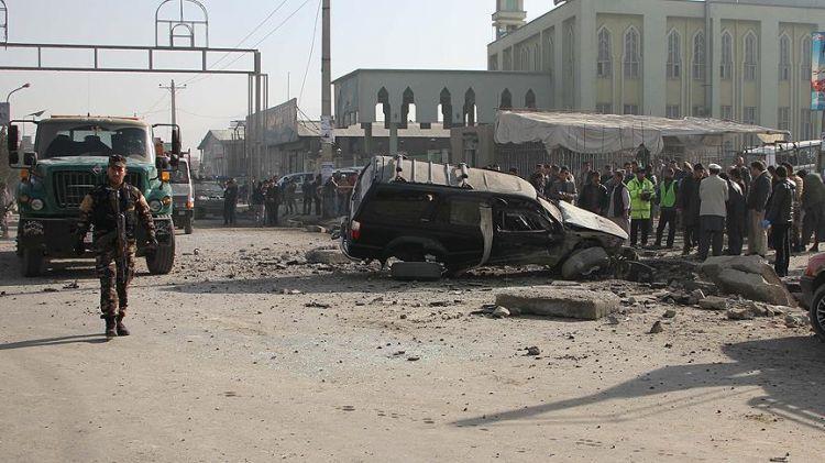В Афганистане 30 человек погибли в результате взрыва
