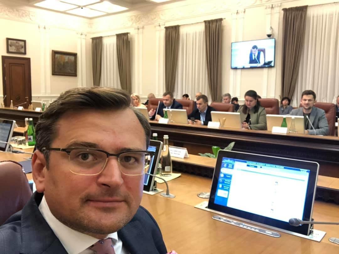 Украина собирается настаивать на выводе миротворцев из Приднестровья