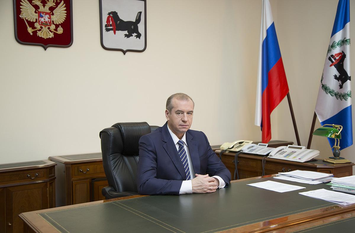Иркутский губернатор предложил поднять себе оклад на 44 процента