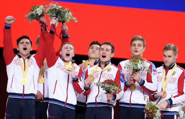 Гимн незаменим Авербух и Губерниев о Катюше для спортсменов