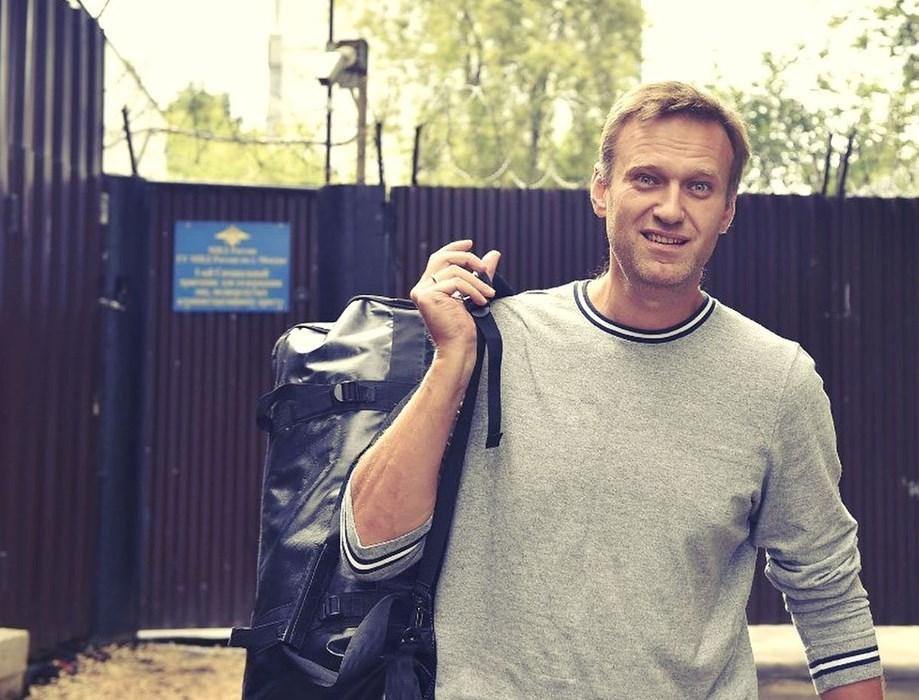 Защита Навального назвала решение ЕСПЧ основанием для освобождения